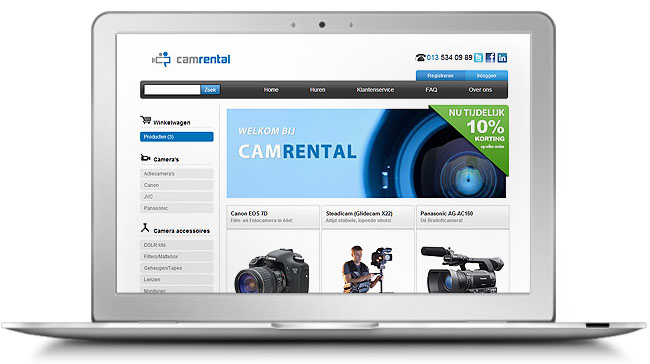 Camrental